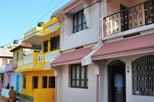 Двухэтажные дома