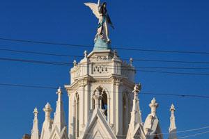 Часовня церкви Богоматери Искупления