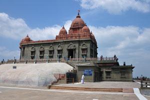 Скальный мемориал Вивекананда