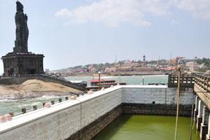 Внутренний водный резервуар