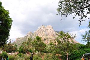 Холм Марутуважмалай (или целебный), недалеко от Каньякумари