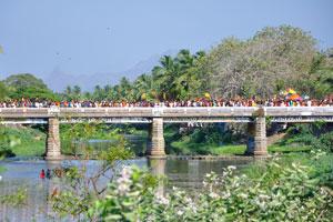 Это второй (самый большой) мост