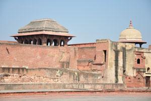 Самые старые сооружения форта