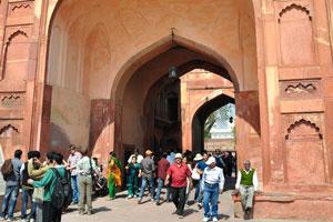 Ворота Шах Джахани