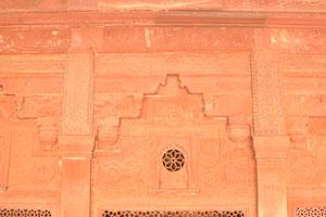 Внутренний вид Джахангири Махал