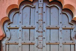 Эта дверь открывается в Салимгарх