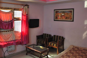 Это наша комната номер 103 в отеле Дворец Рия