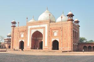 Мечеть Тадж-Махала или Масджид
